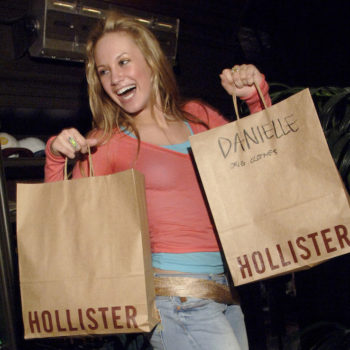 I worked at Hollister on Black Friday in the mid-2000s and lived to tell the tale