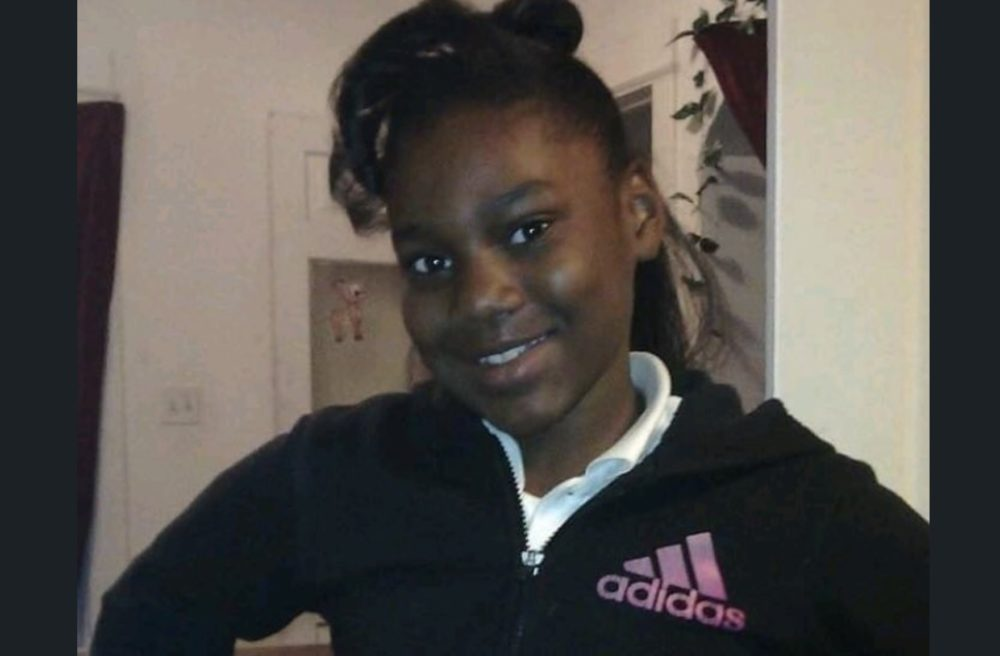 A 13-year-old girl who wrote an award-winning essay on gun violence was just killed by a gun