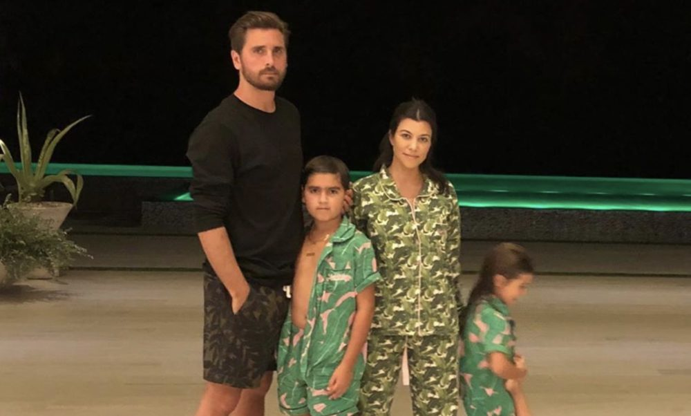 Kourtney Kardashian just shut down pregnancy rumors like a #BOSS