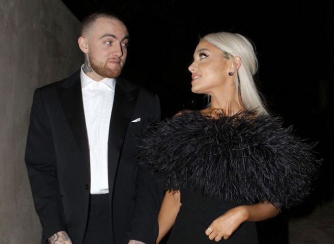 Ariana Grande remembered her last Thanksgiving with Mac Miller in a touching Instagram tribute