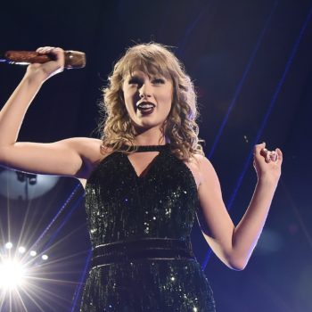Taylor Swift posted a rare social media shout out to BF Joe Alwyn