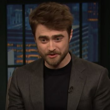 Daniel Radcliffe explained why he'll probably never see <em>Harry Potter and the Cursed Child</em>