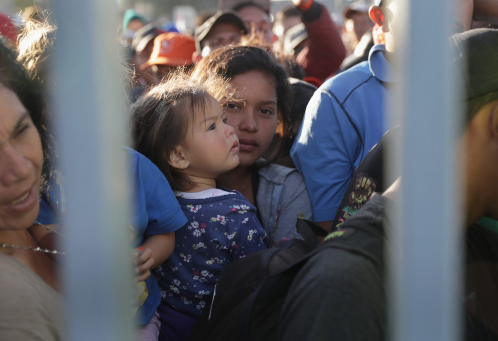 U.S. Border Patrol fired tear gas on families at the border—and this is what you need to know