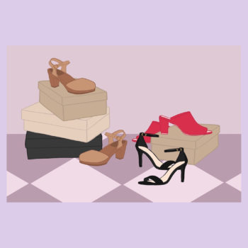 How to shop for plus-size shoes, because the struggle is real