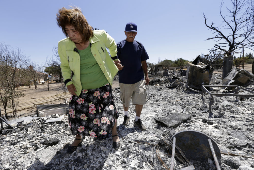 How to help victims of the Camp and Woolsey California fires