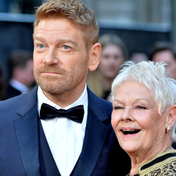 <em>Artemis Fowl</em> director Kenneth Branagh talks casting Judi Dench in the film adaptation of the hugely popular fantasy book series