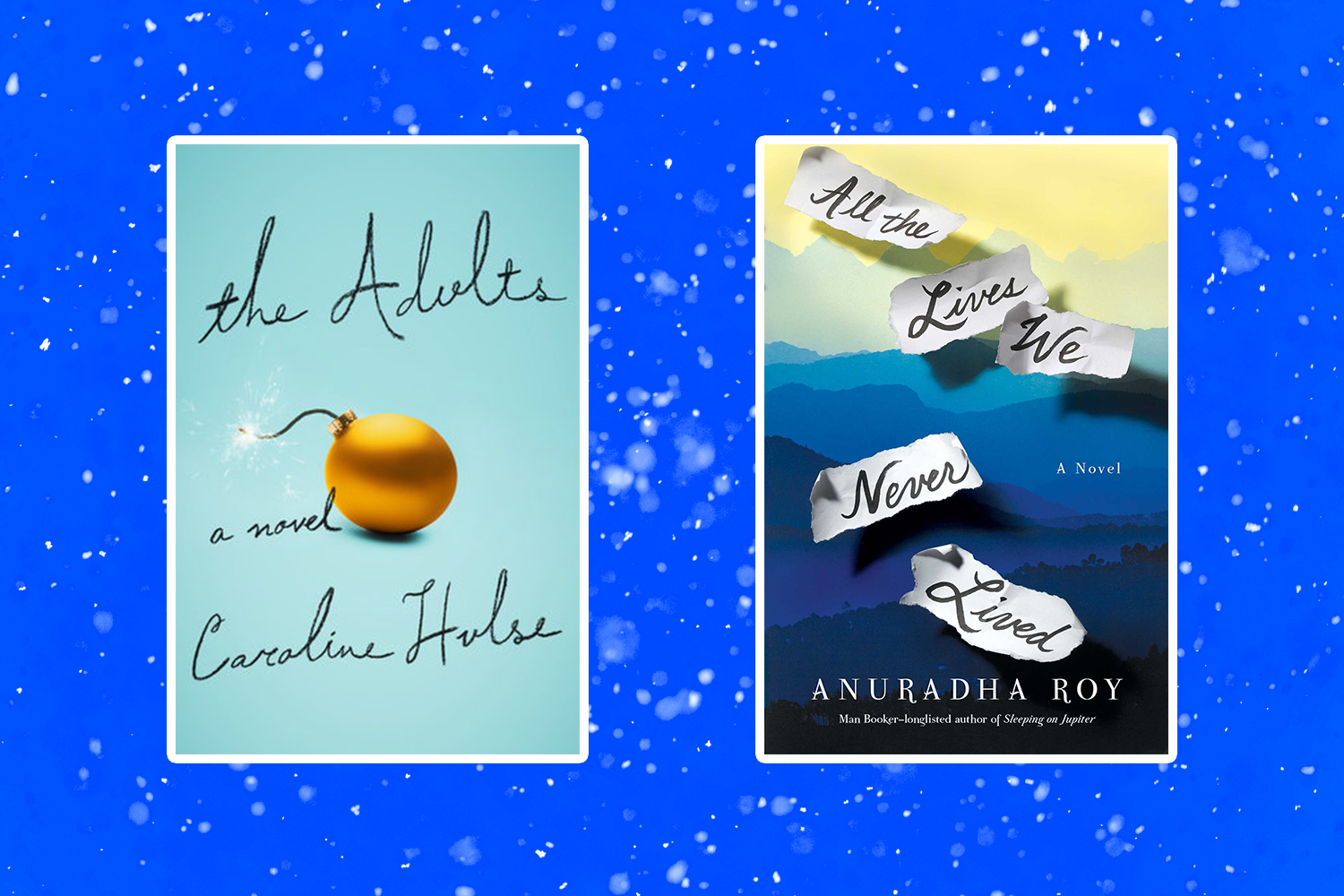 Books coming out this week: <em>The Adults</em>, <em>All the Lives We Never Lived</em>, and more