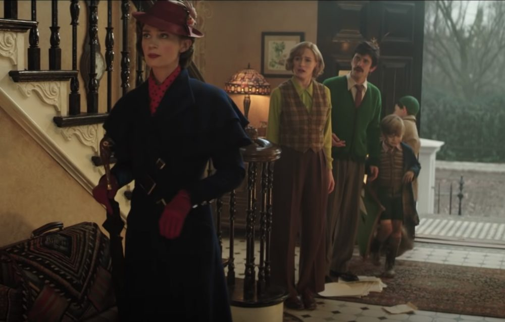 This new <em>Mary Poppins Returns</em> clip is so emotional, we dare you not to cry