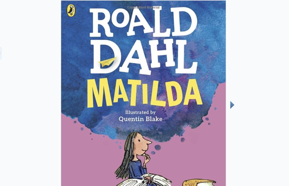 Netflix is creating new shows based on Roald Dahl books, because sometimes we can have nice things