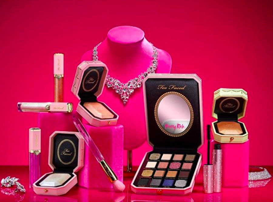 Too Faced's Pretty Rich collection will make you feel like you're a cast member on <em>Real Housewives</em>