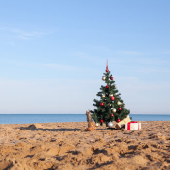 7 ways to get into the holiday spirit if you live somewhere that's hot all the damn time