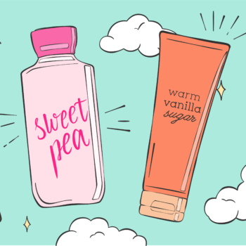 This is what goes on behind the scenes of a Bath & Body Works fragrance