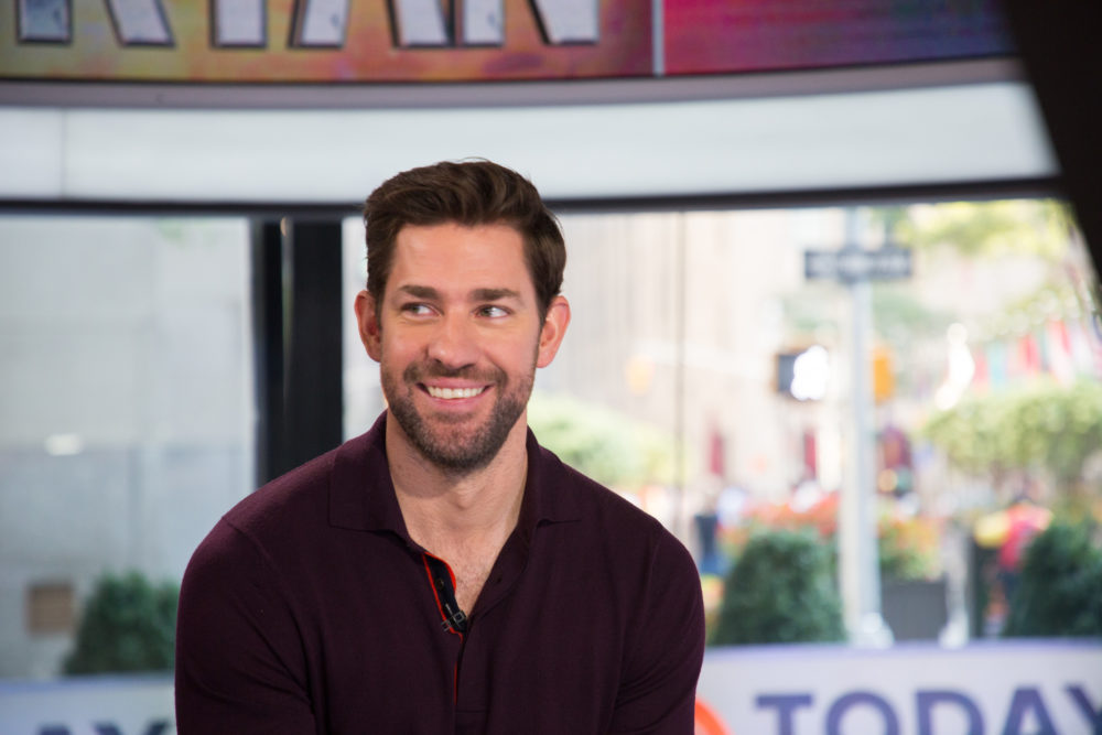 John Krasinski sobbed while watching <em>Mary Poppins Returns</em>—here's why