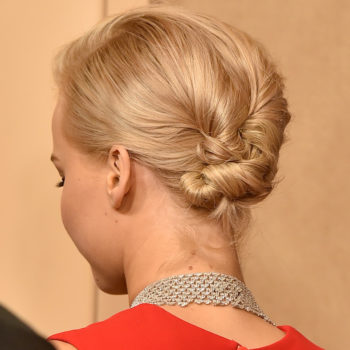 The best updos for long hair when you're tired and bored of wearing it down