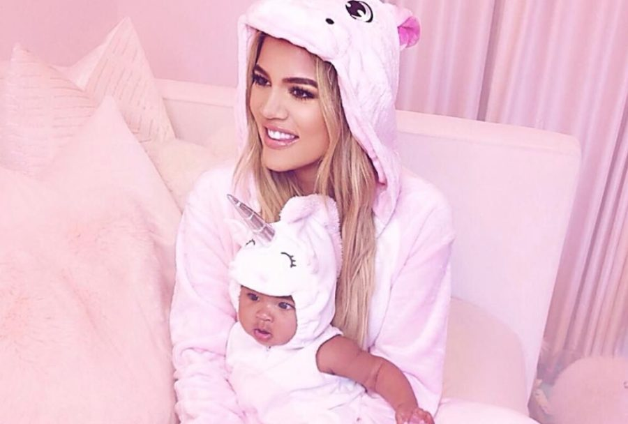 Khloe Kardashian revealed baby True's first word and it's, uh, uncomfortable