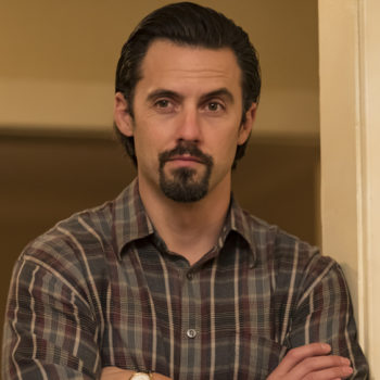 Milo Ventimiglia literally got punched in the face while filming this intense <em>This Is Us</em> scene