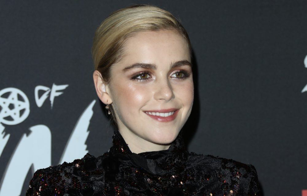 <em>The Chilling Adventures of Sabrina</em> found Kiernan Shipka's mini-me to play young Sabrina