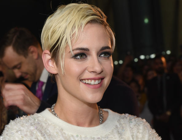 Kristen Stewart is starring in a queer holiday rom-com, and it feels like Christmas came early