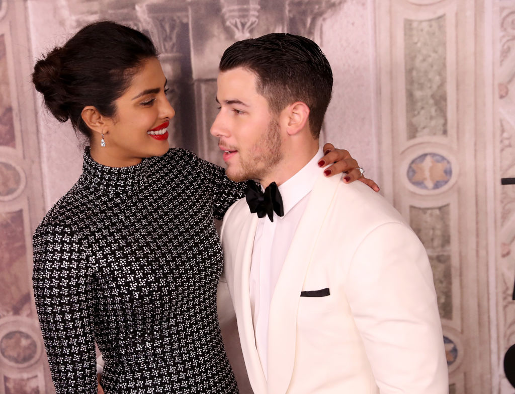 Priyanka Chopra's nickname for Nick Jonas makes fun of their age gap, and we stan