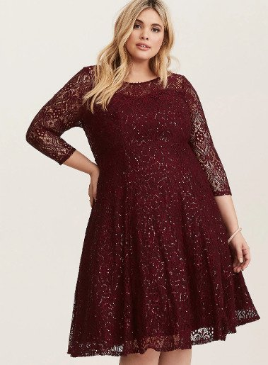 8d30c1d69a3 16 Holiday Dresses To Shop For All of Your Parties - HelloGiggles