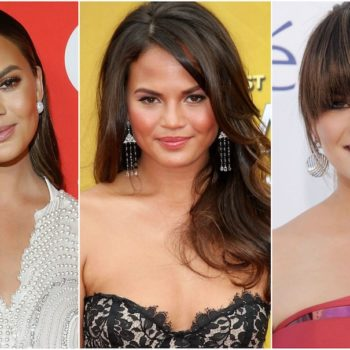 Chrissy Teigen's beauty evolution, from <em>Sports Illustrated</em> model to cookbook author and Twitter queen