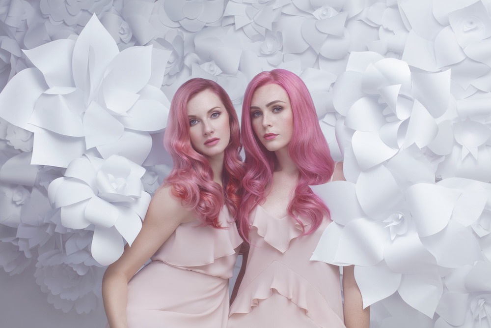 If you're sick of how fast pink hair fades, this new Pravana hair dye might be the cure