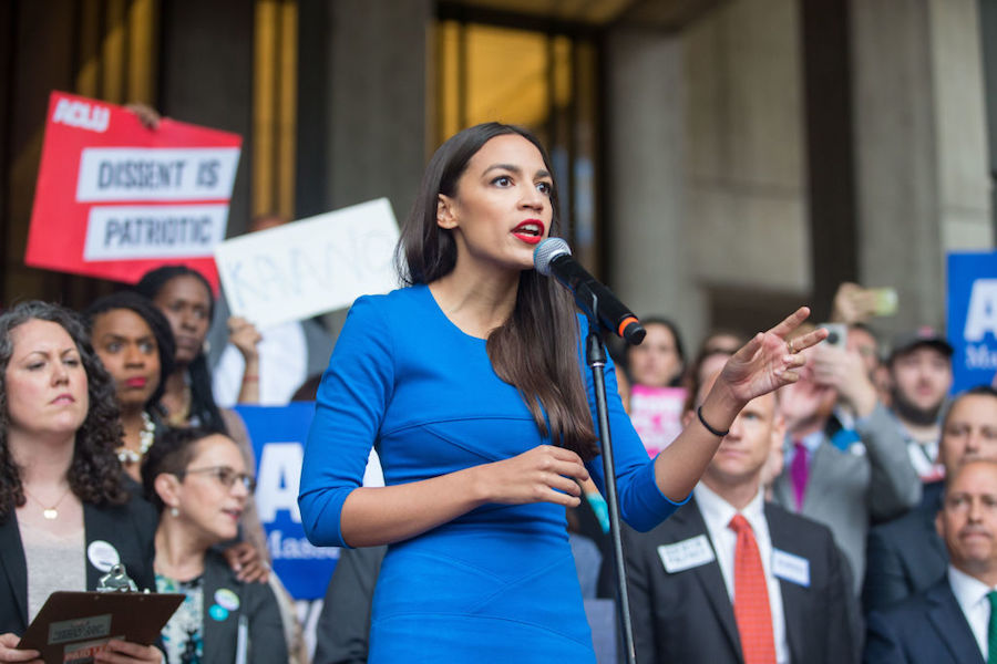 Opinion: Alexandria Ocasio-Cortez is media savvy and relatable, and the right doesn't know how to handle it