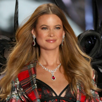 """Behati Prinsloo says it's OK that Victoria's Secret lacks diversity because it's """"just a show,"""" and um, you're wrong"""