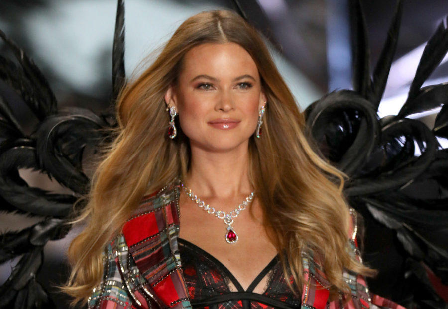 "Behati Prinsloo says it's OK that Victoria's Secret lacks diversity because it's ""just a show,"" and um, you're wrong"