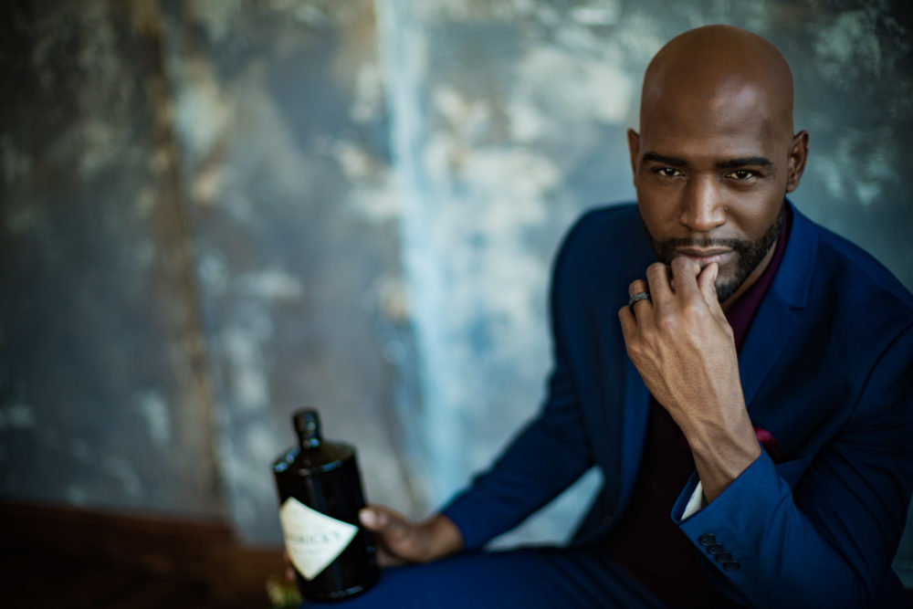 "Karamo Brown tells us which cocktails his ""Queer Eye"" co-stars are based on their personalities"