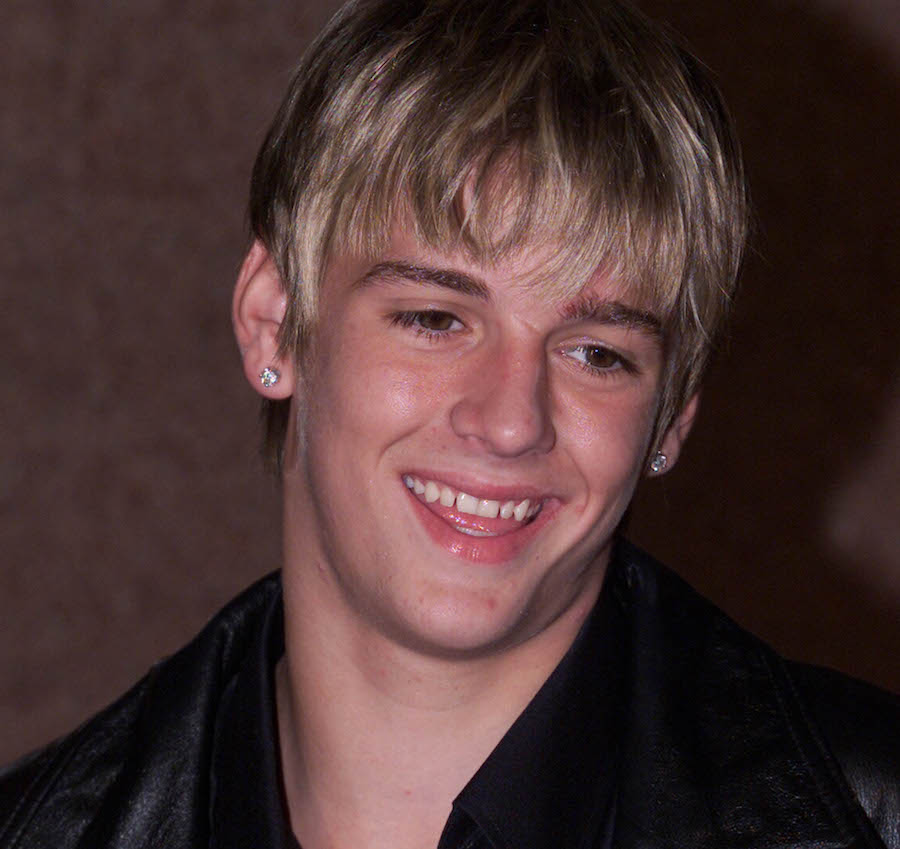 To all the girls who used to write fan mail to Aaron Carter (including me)