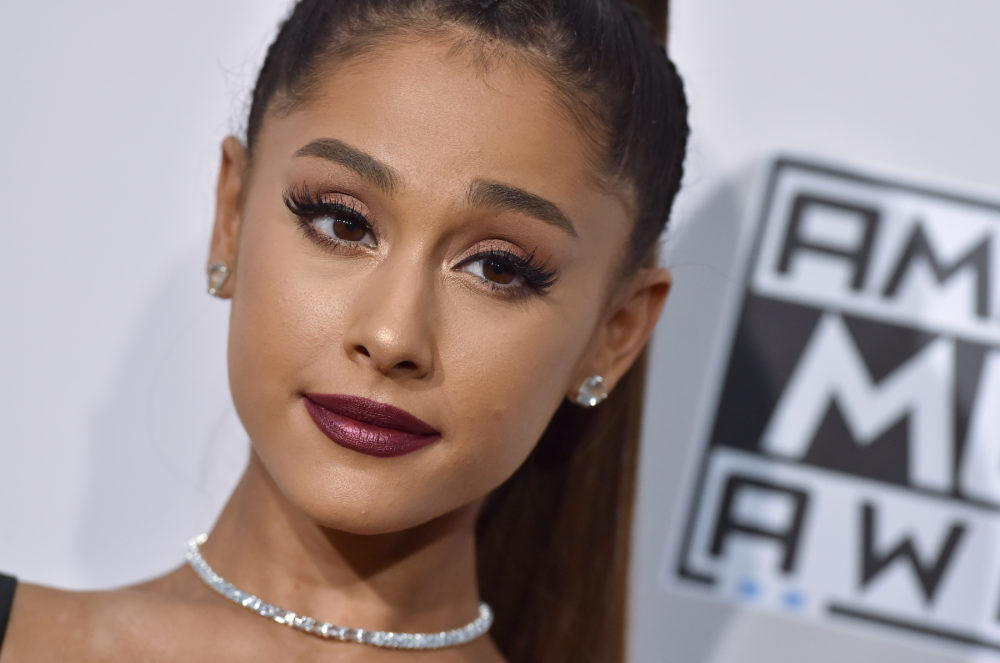 "Ariana Grande just posted a message to fans who are bullying Pete Davidson—""be gentle"""