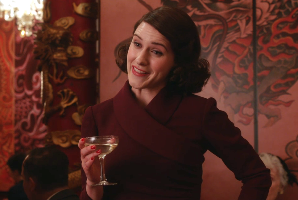 17 classic cocktails to make tonight to celebrate the return of <em>The Marvelous Mrs. Maisel</em>