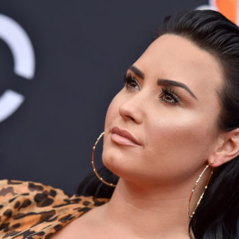 Demi Lovato's family clapped back after body-shamers attacked her recent post-rehab selfie