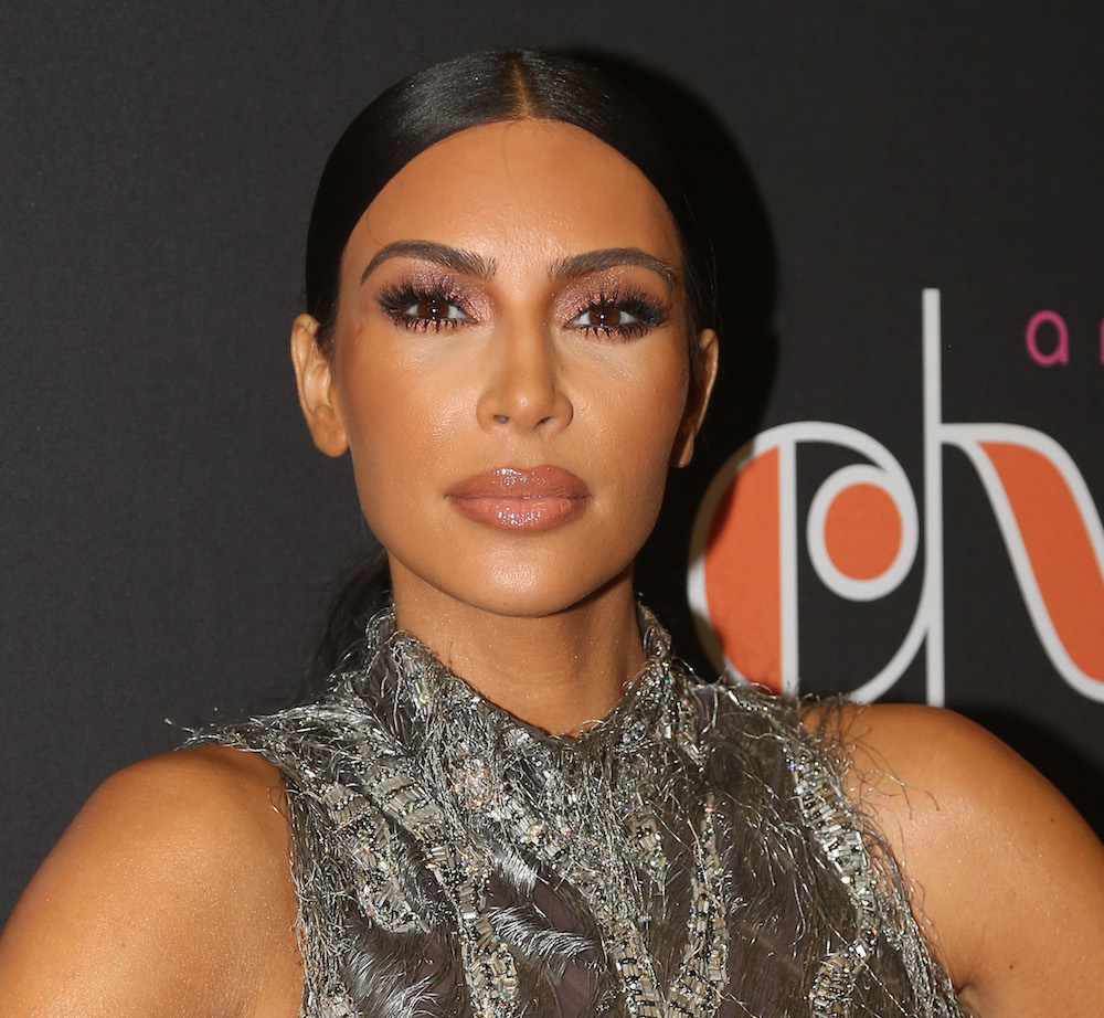 Kim Kardashian admitted she goes to sleep with her makeup still on, and we are truly shook