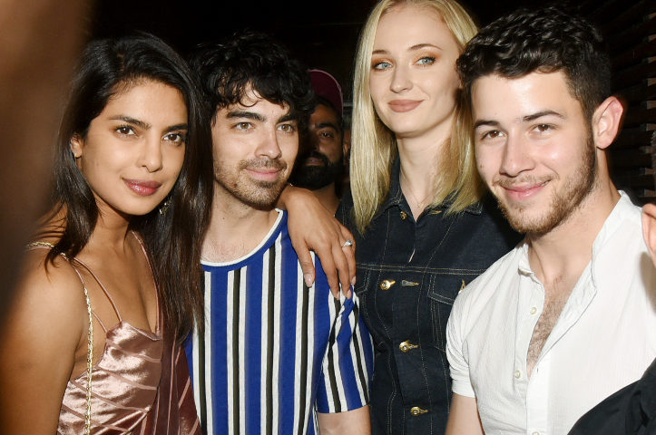 Joe Jonas had the best response to an article criticizing Nick Jonas and Priyanka Chopra's relationship
