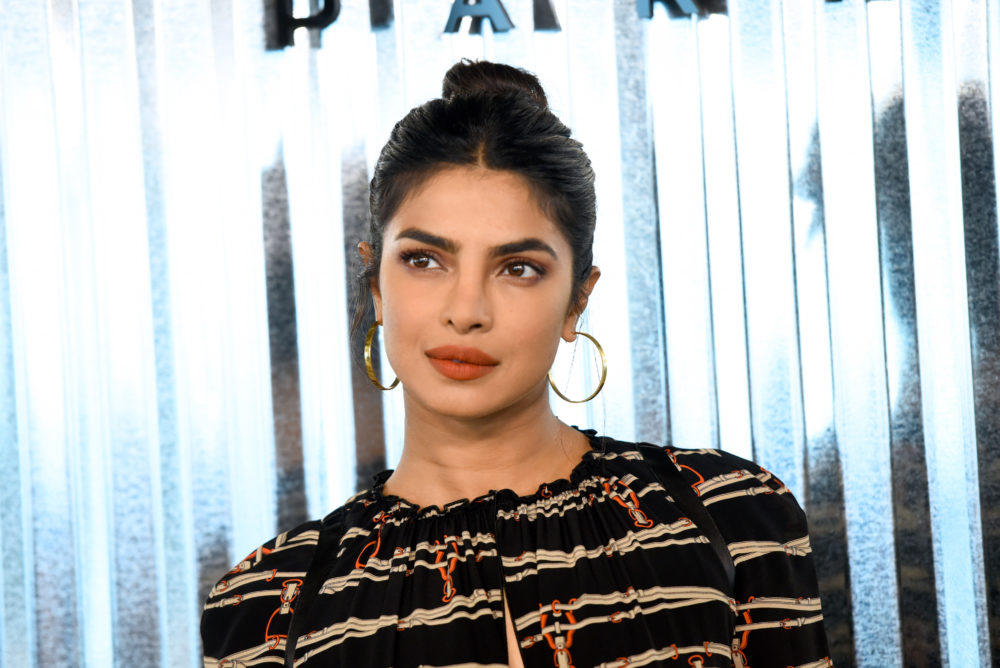 Priyanka Chopra is the first Indian woman to appear on the cover of U.S. <em>Vogue</em>—but many are calling it sexist