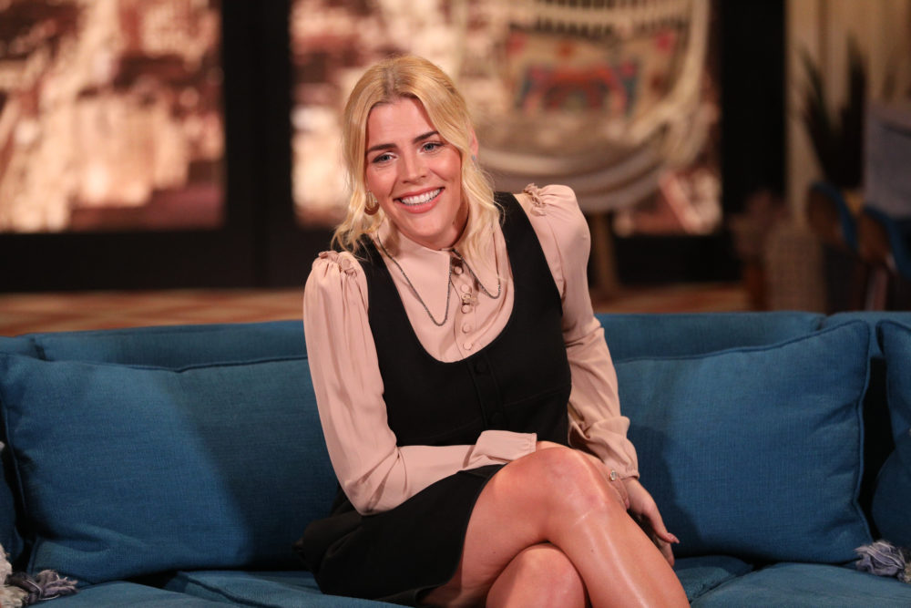 "Busy Philipps spent four hours getting a ""Kim Kardashian makeover,"" and the results were epic"