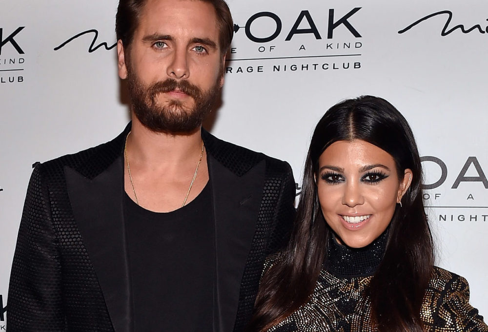 "Kourtney Kardashian's ""coparenting"" photo with Scott Disick is a major mood"