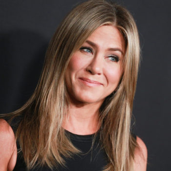 Jennifer Aniston channeled Ross from <em>Friends</em> with this iconic wardrobe staple
