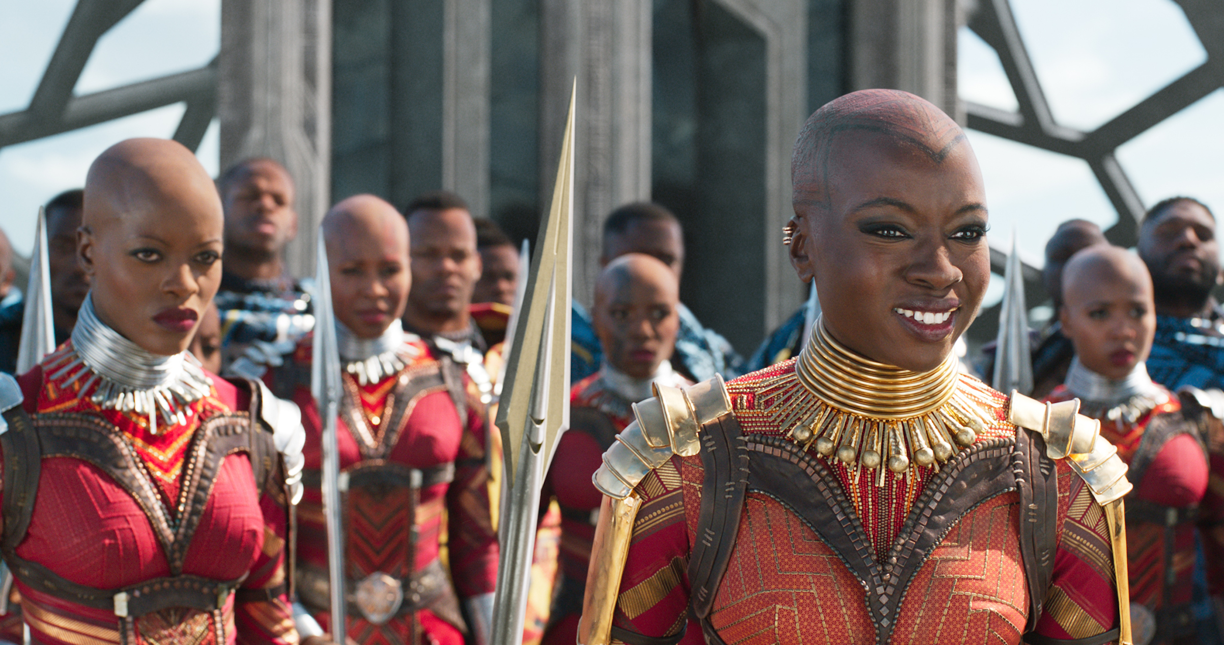 <em>Black Panther</em> just made history in the Golden Globe nominations—as it should