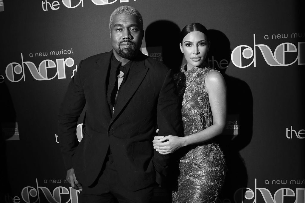 Kim Kardashian backtracked after trying to defend Kanye West's slavery comments
