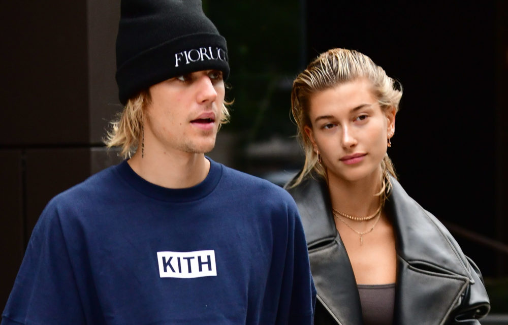 "Justin Bieber and Hailey Baldwin's upcoming <em>Vogue</em> cover will be a ""celebration of their love"""