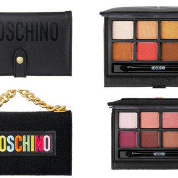 Moschino launched a makeup collection with K-beauty favorite Tonymoly