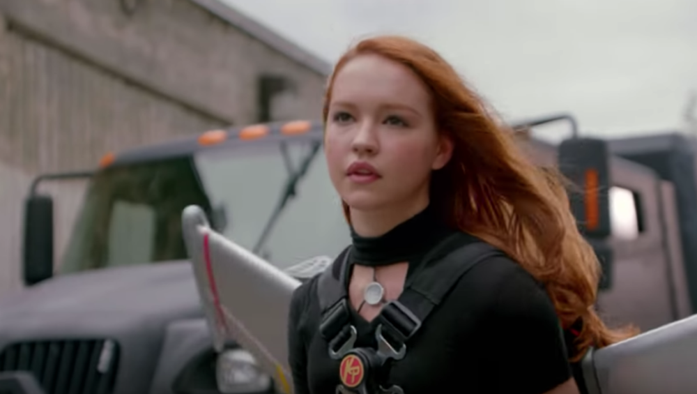 Disney released the first trailer for its live-action <em>Kim Possible</em>, and we have one MAJOR question