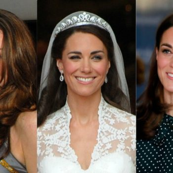 Kate Middleton's beauty evolution, from her college days to the royal throne