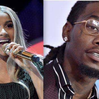 Offset said he misses Cardi B on Twitter—while Cardi rapped about getting a divorce