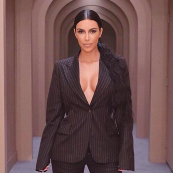 Someone wrote a master's thesis on Kim Kardashian—and Kim wants a copy, of course