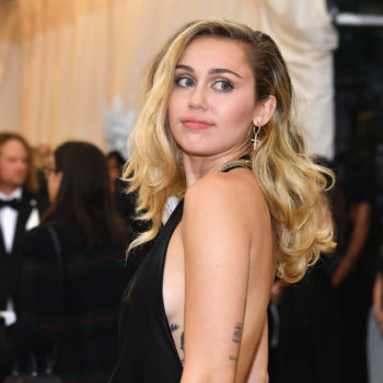 Miley Cyrus got real about how her mom got her back into smoking weed again