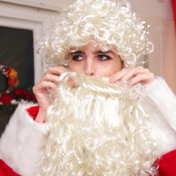 What it's really like to be Santa around the holidays